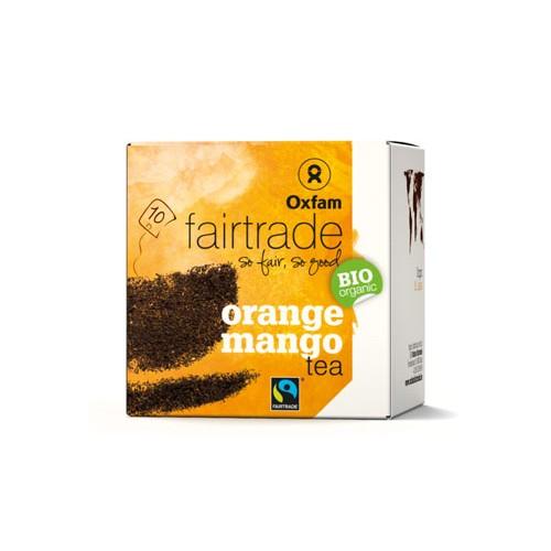 Thé bio oranges-mangues 2g x 10