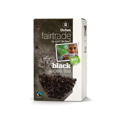 Thé noir bio en vrac 100g