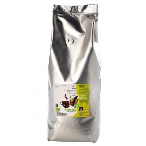 Café bio en grains 1kg.